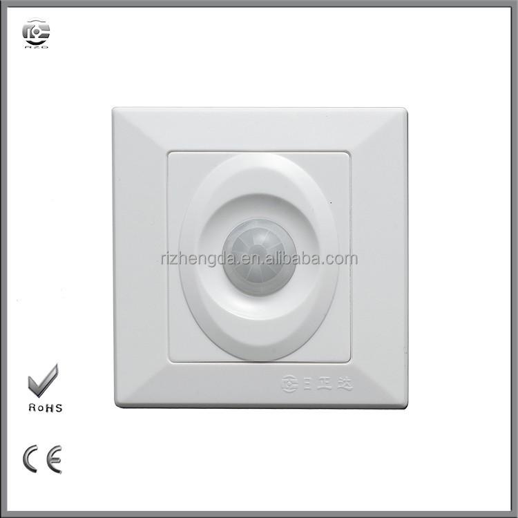 Wall Mounted Pir Light Switch : Wall Mount Pir Motion Sensor Wireless Light Switch - Buy Pir Motion Sensor Switch,Motion Sensor ...