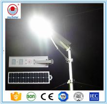 60w all in one solar street light,solar led street light
