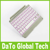 Aluminum Wireless Bluetooth Keyboard With LED Backlight For iPad Mini 3 2 1