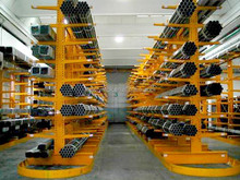 Hot Selling / Nanjing Victory Heavy Duty Manufacturer Cantilever Racking For long Object