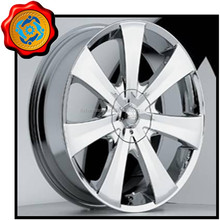 18 inch New design replica car alloy wheels pcd