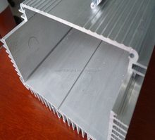 Hot! Large supply aluminum profile rail / railings aluminum prices / powder coating colorful OEM aluminium extrusion profile