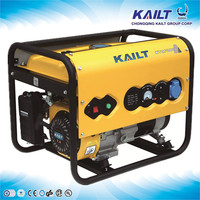Pure copper wire power force generator with gasoline engine