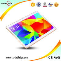 Alibaba Best seller 10 inch 3g tablet pc mtk6582 quad core IPS android 4.4 phablet