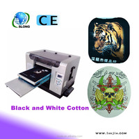 Hot Sale Digital A3 Size T-shirt Printer Machine with High Quality