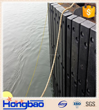 HDPE Marine Fender board/Anti-impact& corrosion HDPE Sheet/ Marine fender facing pad, HDPE sheet black (color)High quality const