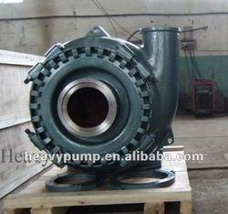 450 WN China made heavy duty belt driven sand pump dredge pump