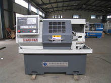 Easy operation and low price CK6432A CNC lathe machine price with CE certification