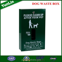 Factory Directly Selling pet waste dog box with used steel beams sale
