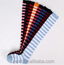 STRIPE wholesale Cable knit over the knee boot socks