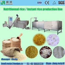 multi Nutrition mixed colorful rice processing line