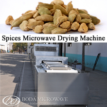 Spices Microwave Drying Machine