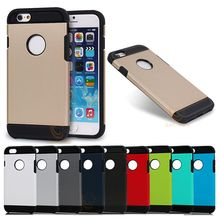2014 Christmas Big Discount Slim Hard Armor Case For iPhone6 Case,For iPhone 6 Case