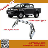 Stainless Steel Roll Bar for Toyota Hilux