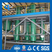 high quality 10 tons extract fule oil from waste tyre pyrolysis machine with ce/iso