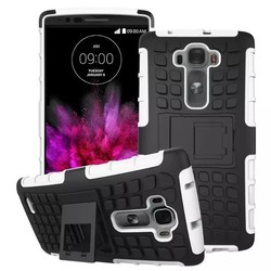 Hybrid Heavy Duty Rugged Phone Case For LG G FLEX 2