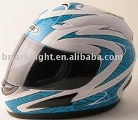 ECE motorcylce helmet