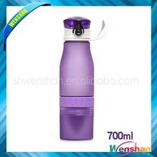 2015 Plastic Lemon Water Bottle And Logo Can Be Customized health care innovative design plastic lemon bottle