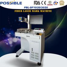 High quality fiber laser machine mass mark measuring tools