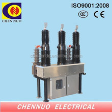 Vacuum Type and 3 Poles Number Circuit Breakers