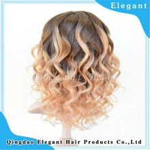 top quality hot selling fashionable virgin wig models