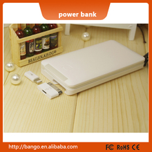 Best seling cooperation gift Promotional power bank 2015