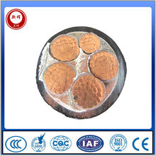 Direct Factory CU/XLPE/SWA/PVC Low Price Medium Voltage Power Cable