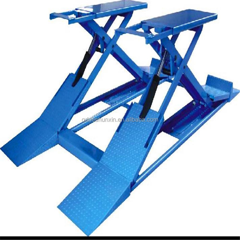 Mini Hydraulic Scissor Lift : Qingdao mini scissor lift table mobile
