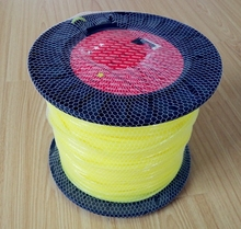 2.4mmX5Lb twist nylon trimmer line brush cutter nylon line