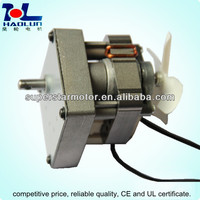 Reduction gear motor for big massager