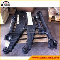 Suspension system good toughness sufficient rigidity trailer suspension leaf spring