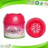 Organic scent solid car air fresheners car perfume gel/ oem car air freshener gifts