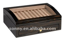High quality lacquered Wooden gift pen box
