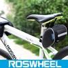 For Outdoor Cycling Bicycle Saddles Seat Bag Black 13814-5 bike saddle bag