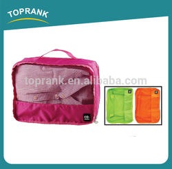 Top selling folding shopping bag for fun traveling