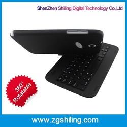 Aluminium alloy flexible foldable wireless bluetooth keyboard for Samsung N5100