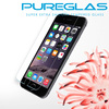 2.5d curved tempered glass screen protector for iPhone 6, Pureglas anti scratch screen protector