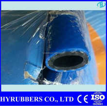 Blue outside and black inner pvc gas hose