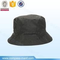 Water proof water repellent nylon bucket rain hat