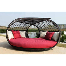 patio furniture outdoor day beds with canopy GL-100