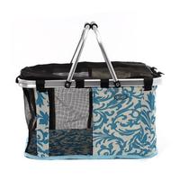 Fashion Design Pet House Travel Pet Case Foldable Carrier