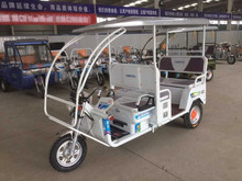 High quality electric rickshaw for india