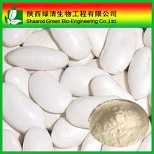 Natural plant White kidney Bean P.E. extract powder CAS:13401-40-6