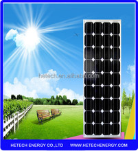 China pv supplier price sale for 150W 12V Solar Panel