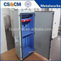 Custom electric iron metal box fabrication