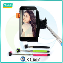 The New Product Extendable Selfie Self Portrait Stick Handheld Monopod + Wireless Bluetooth