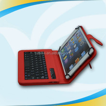 hot selling business style 8 inch android tablets cover with keyboard