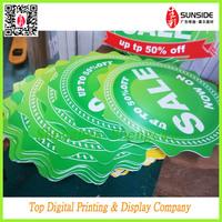 Digital Printing Bulletin board Adverts on billboards