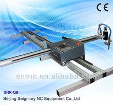 Economical and practical SNR-QB portable cnc cutting machine manufacturing equipment