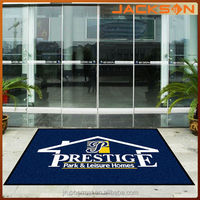 waterproof corrosion-resistant feature advertising mat